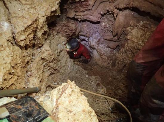 bas de  puits de 50m (2)