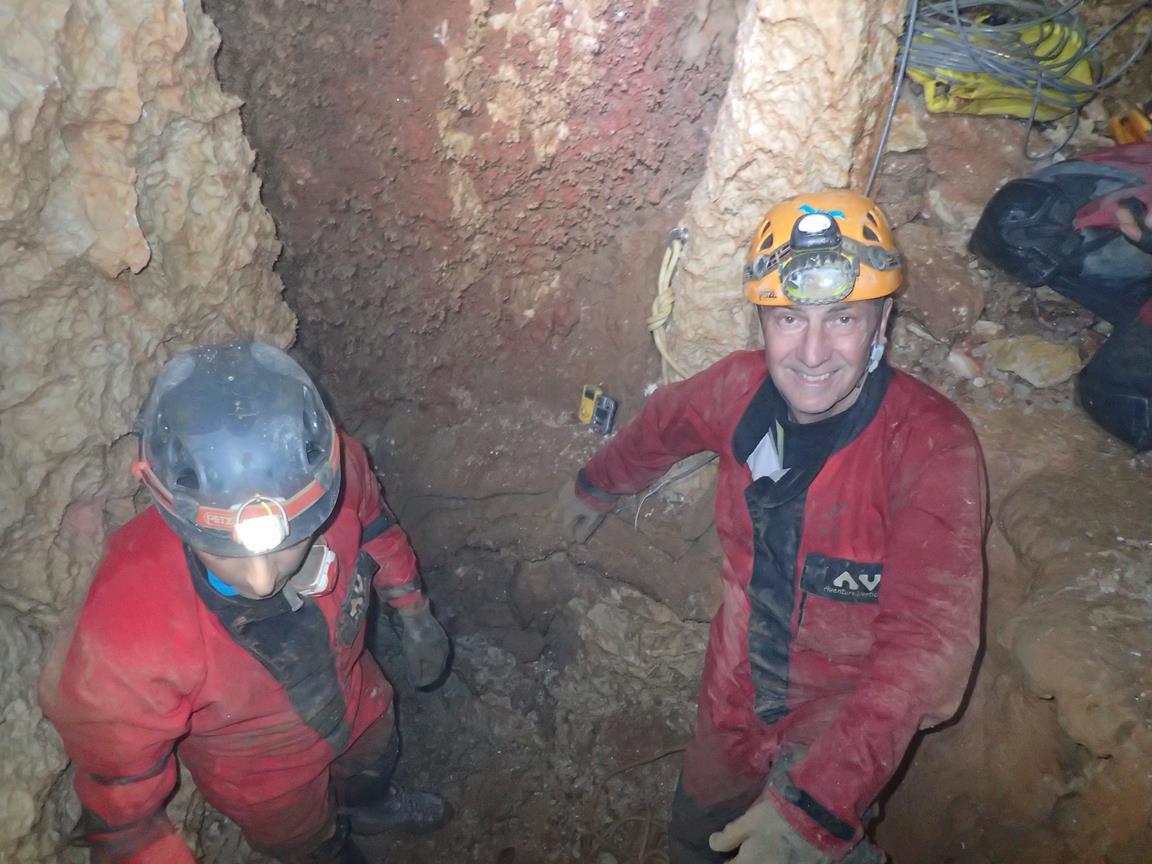 bas de  puits de 50m (3)