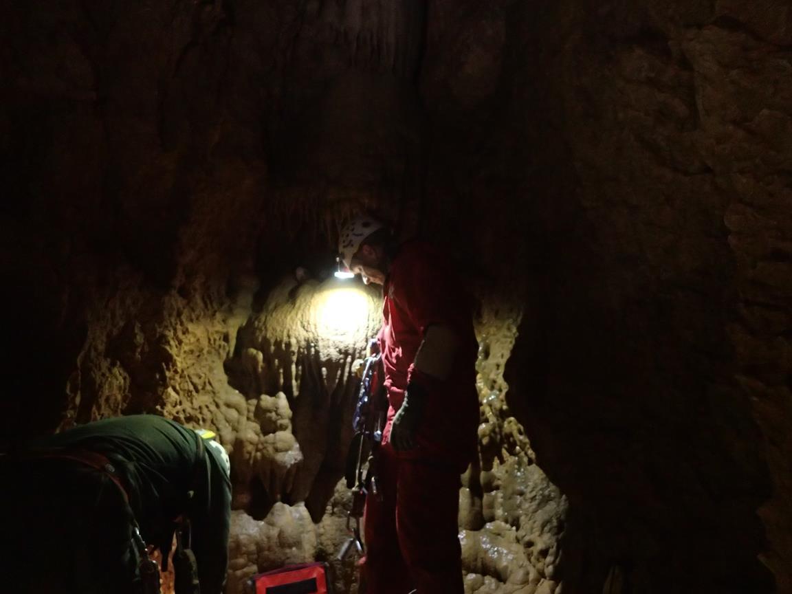 bas de  puits de 50m (4)