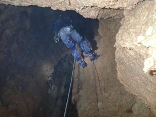 bas de  puits de 50m (5)