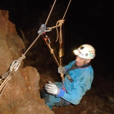 Orgnac vertige souterrain