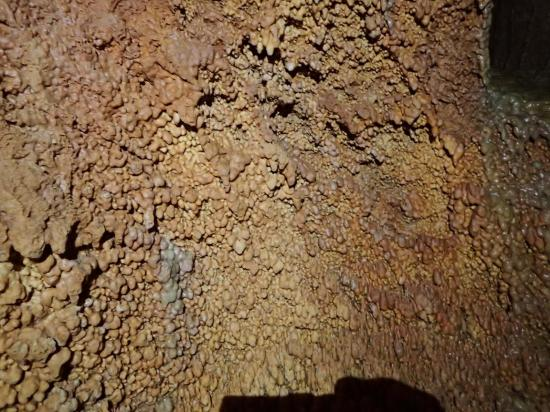 Escalade en artificiel dans le puits de 50m st Victoire