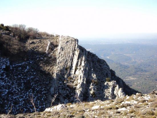 paysage du massif