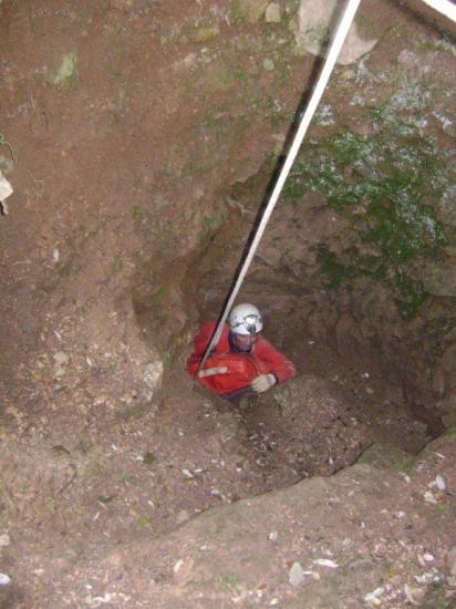 puits d'entrée