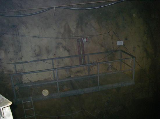 le barrage souterrain de la riviére de cassis