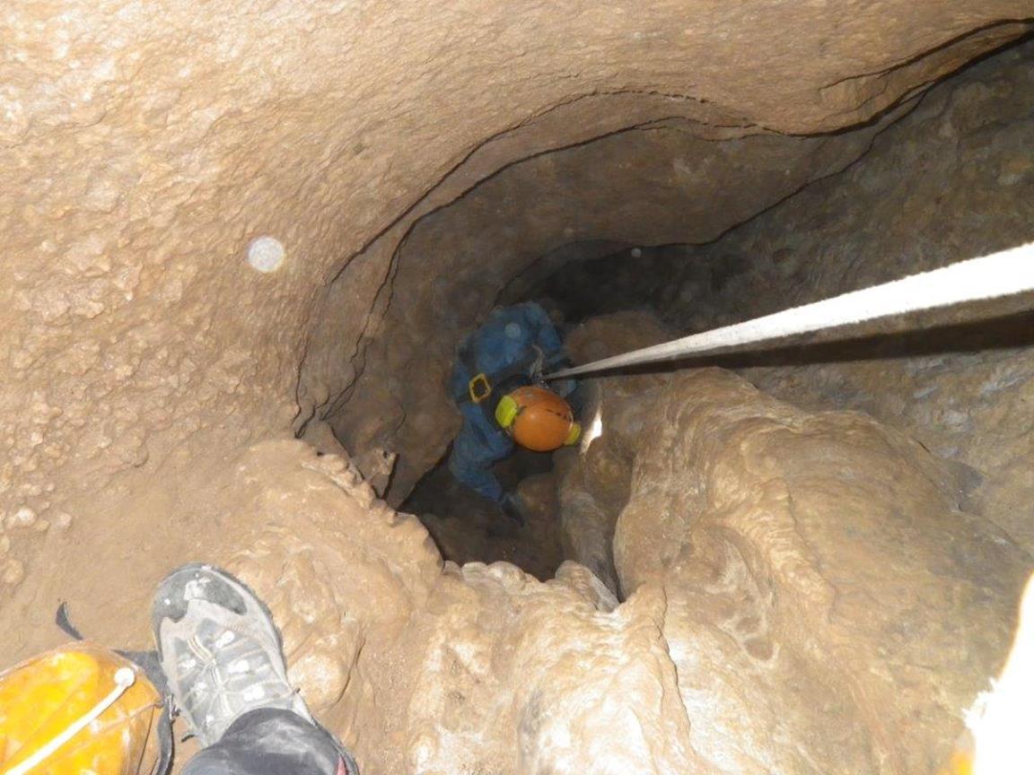 puits de l'échelle